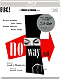 No Way Out (1950) [Masters of Cinema] Dual Format (Blu-ray & DVD) edition