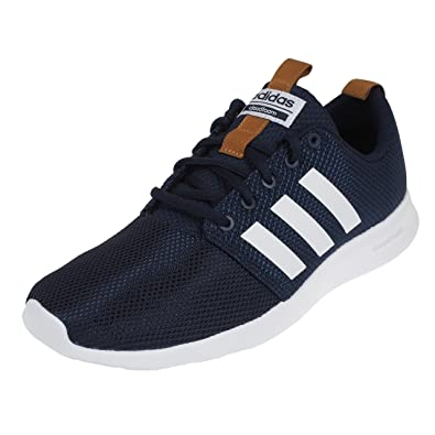 e46f64d33bbc Adidas neo - Cf swift racer - Chaussures running - Bleu marine   bleu nuit  - Taille 41 1 3  Amazon.fr  Chaussures et Sacs
