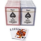 Regal Games Playing Cards, Poker Size, 12 Decks of Cards, Jumbo or Standard Index