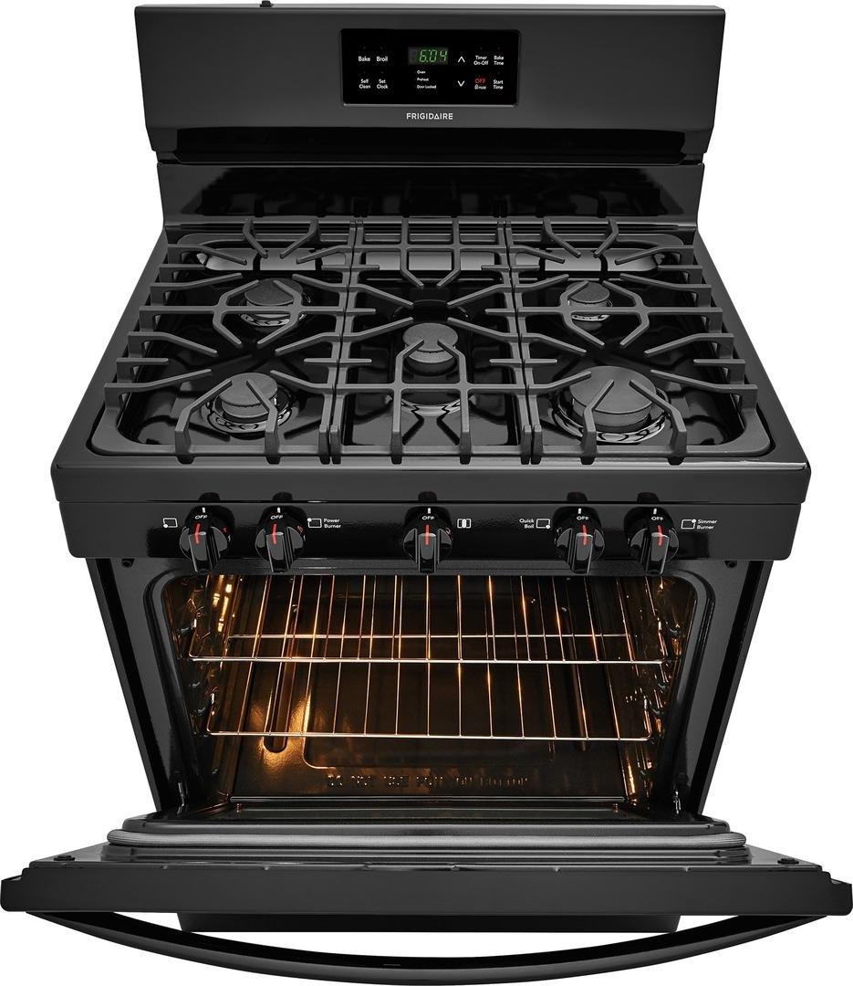 Amazon.com: Frigidaire ffgf3054tw 30 inch quemador de gas ...