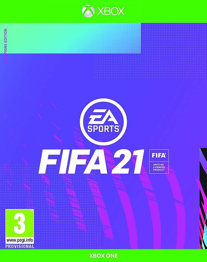 FIFA 21 Champions Edition - Xbox One: Amazon.es: Videojuegos