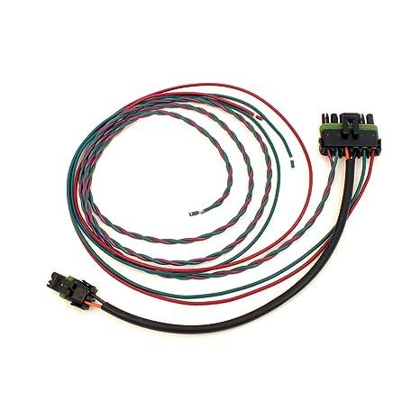 amazon com crane 6000 6715 coil wire harness automotive rh amazon com