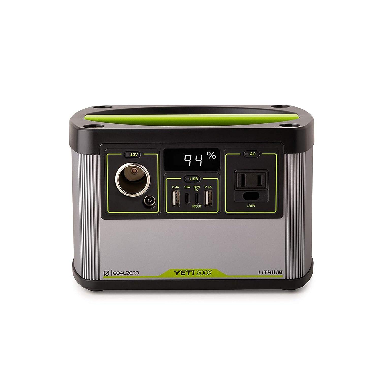 Goal Zero Yeti Lithium Portable Power Station,