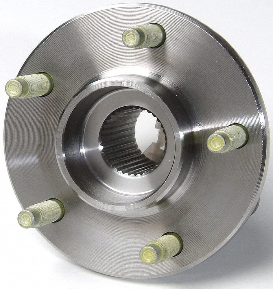 Left and Right Note: AWD - Two Bearings 2003 fits Buick Rendezvous Rear Wheel Bearing and Hub Assembly Included with Two Years Warranty