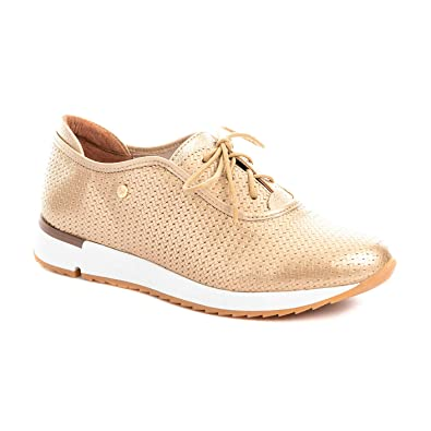 65b00966 VELEZ Women Cute Genuine Colombian Leather Sport Oxford | Zapatos  Colombianos de Cuero para Mujeres Gold
