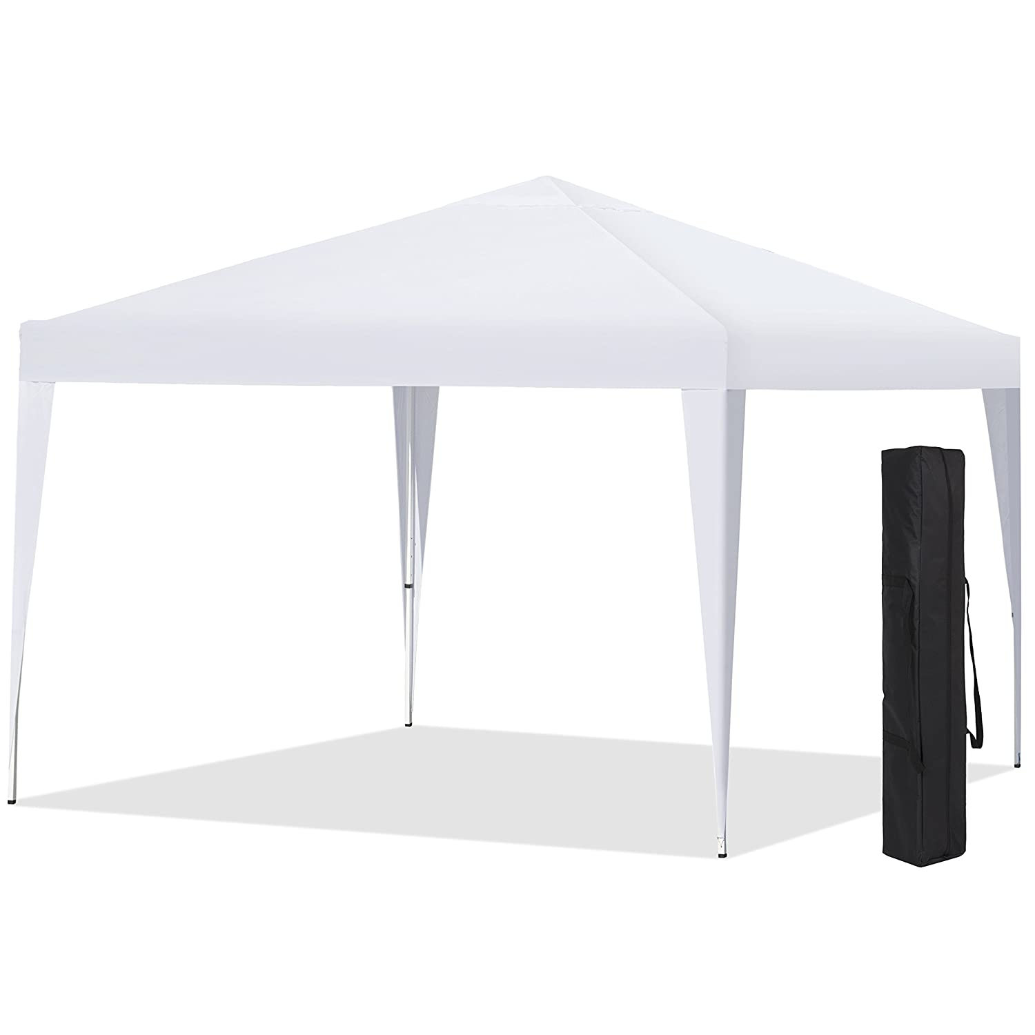 Best Choice Products 10u0027X10u0027 EZ Pop Up Canopy Tent W/ Carrying Case  sc 1 st  Amazon.com & Amazon.com: Canopies - Canopies Gazebos u0026 Pergolas: Patio Lawn ...