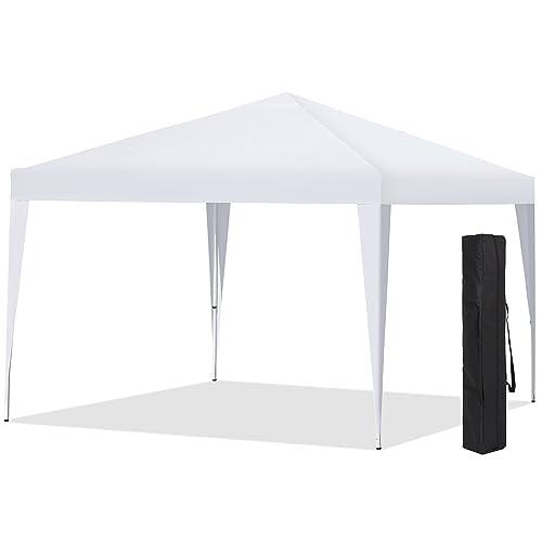 Best Choice Products 10u0027X10u0027 EZ Pop Up Canopy Tent W/ Carrying Case  sc 1 st  Amazon.com & Amazon Best Sellers: Best Outdoor Canopies