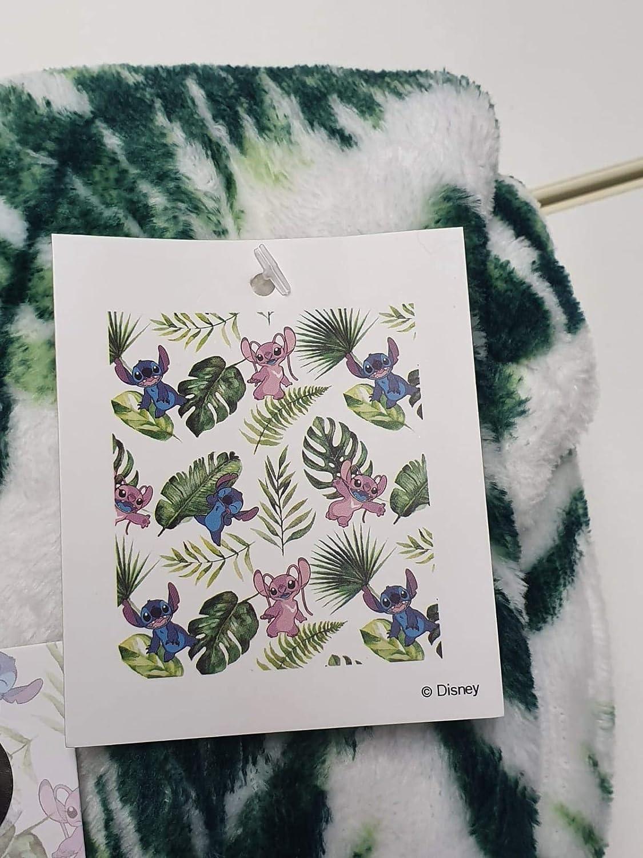 Angel Soft Fleece Throw Home Bed Blanket 120cm x 150cm Disney Lilo /& Stitch