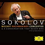 Mozart/ Rachmaninov: Concertos/ A Conversation that Never Was [CD/DVD]