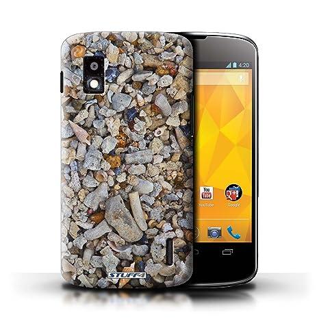 Carcasa/Funda STUFF4 dura para el LG Nexus 4/E960 / serie ...