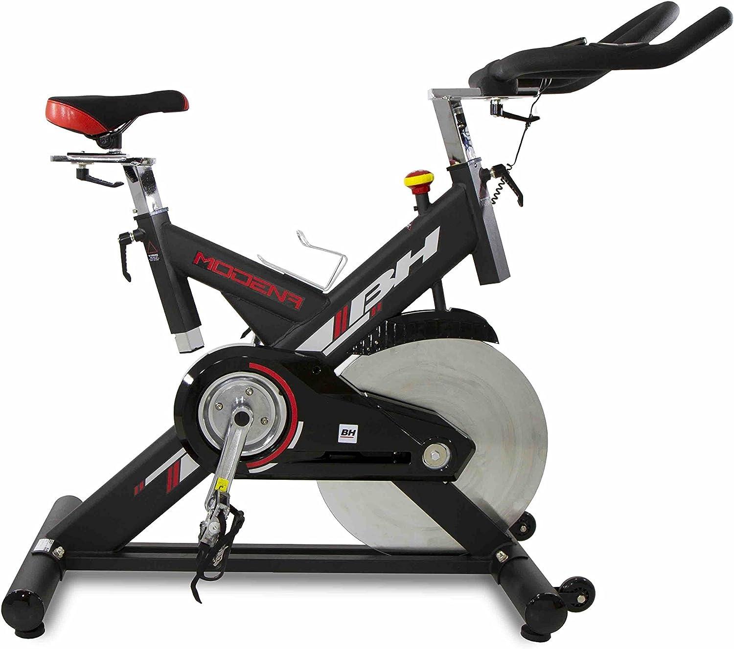 BH Fitness Modena Bicicleta de Ciclo Indoor: Amazon.es: Deportes y ...