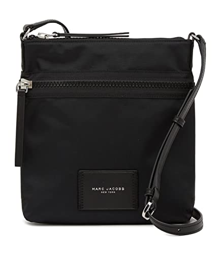 d6b6612094fb Amazon.com  Marc Jacobs NS Nylon Crossbody Bag (Black)  Shoes