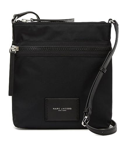 4c53e0773 Amazon.com: Marc Jacobs NS Nylon Crossbody Bag (Black): Shoes