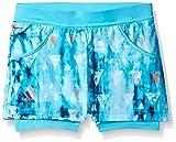 adidas Girls Tennis Melbourne Line Shorts, Samba