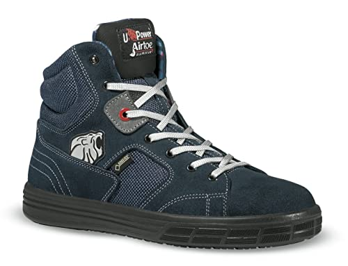 U-Power Surf GTX WR: zapatos de seguridad hidrófuga S3 con GoreTex membrane,