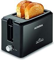 Toast Due Black, Mondial, T-05.