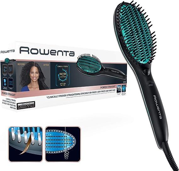 Rowenta CF5820F0 Power Straight Cepillo especial para cabello muy ...