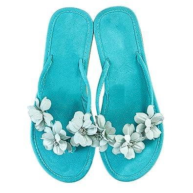 c80ca77918d612 Women s Sandals Thong Sandal Flip Flops Slip-On Sandal for Ladies Woman  Girls Leisure Thongs