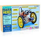 Be Cre8v Little Hero Educational Robotics Kit (Without Battery)
