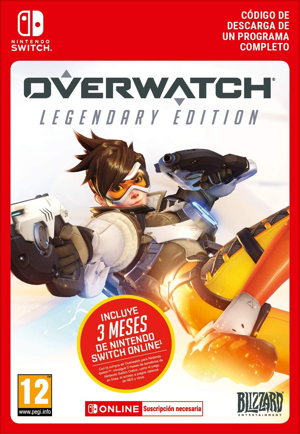 Overwatch Legendary Edition [Switch - Código de descarga] + ...