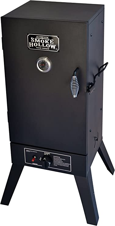 Smoke Hollow 30164G 30-Inch Propane Gas Smoker