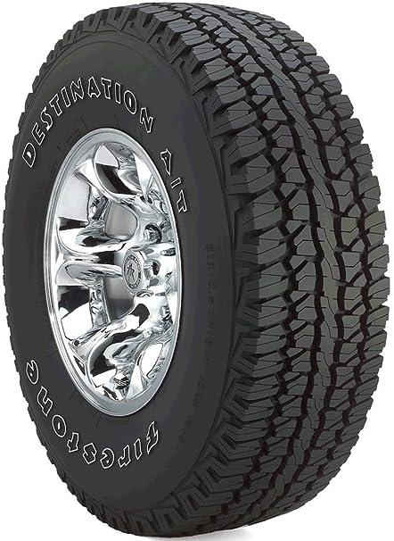 Amazon Com Firestone Destination A T All Season Radial Tire P265