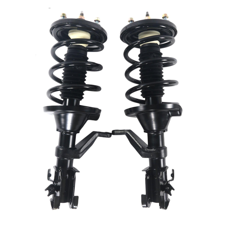 2 Front Quick Complete Strut Assembly fit for 2003 2004 2005 2006 2007 2008 2009 2010 2011 Honda Element 2.4L L4-172135-172136