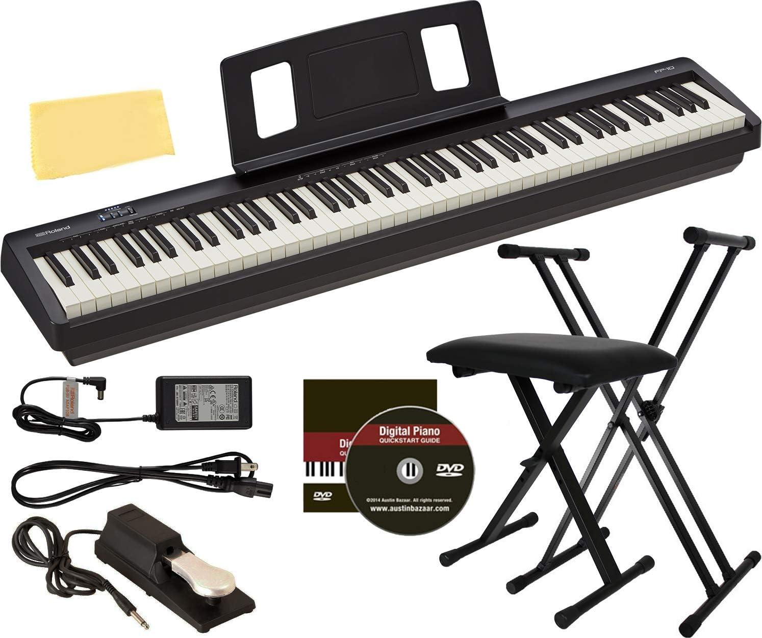 Roland FP Paquetes: Amazon.es: Instrumentos musicales