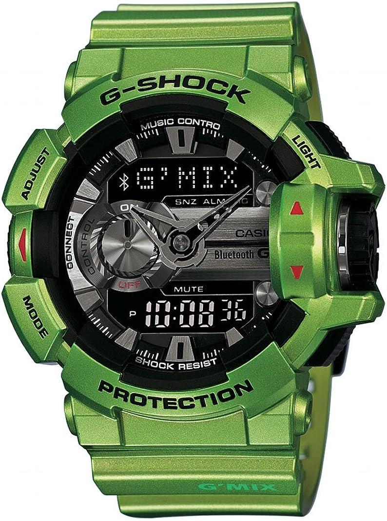 Casio GBA-400-3BER Reloj de Hombres