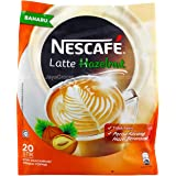Nescafe Latte Hazelnut Premix 3 in 1 20 * 24Gms