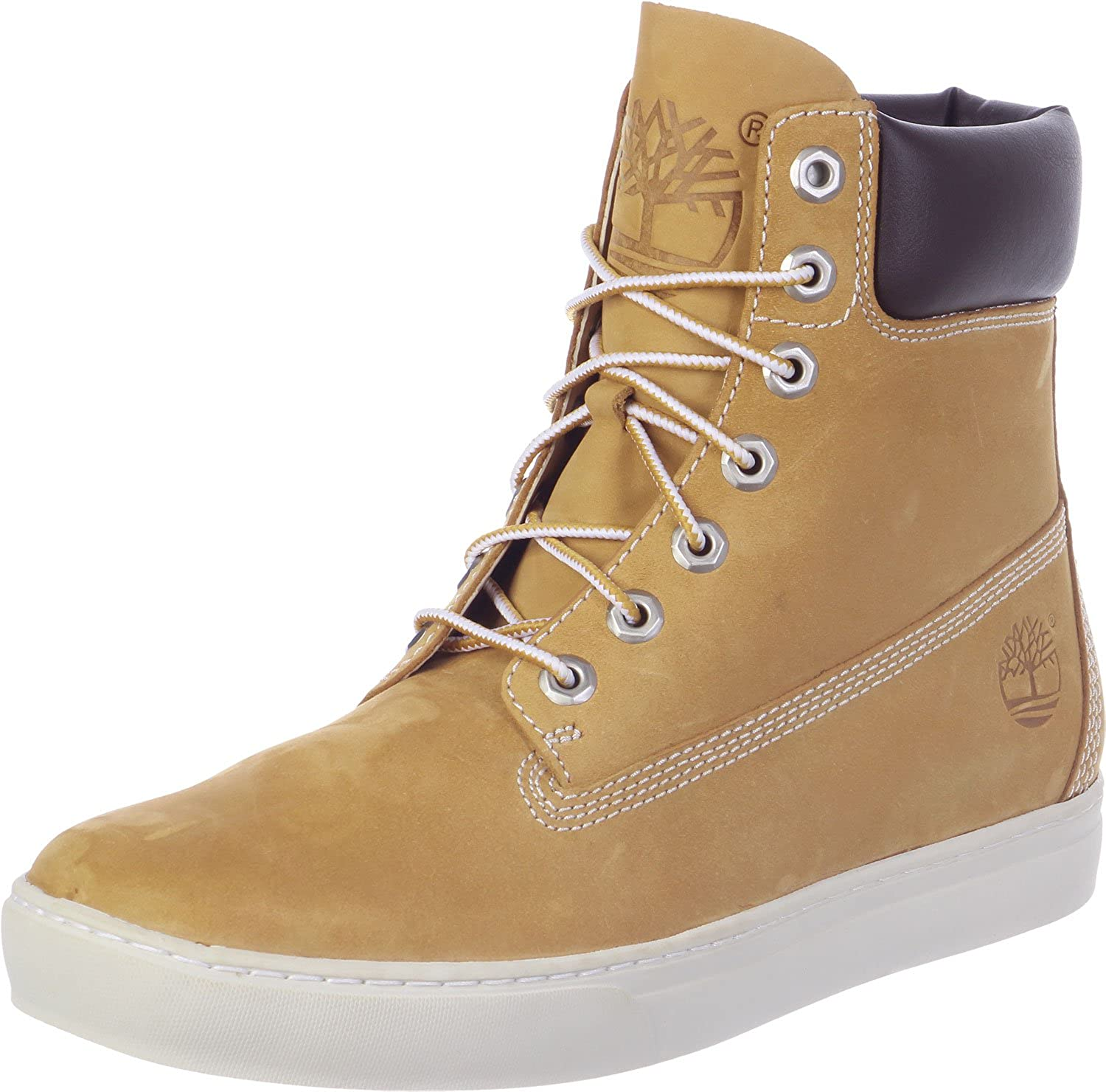 Doblez Con rapidez Una oración  Timberland Men Shoes/Boots Cupsole 6in Brown 41: Amazon.co.uk: Shoes & Bags