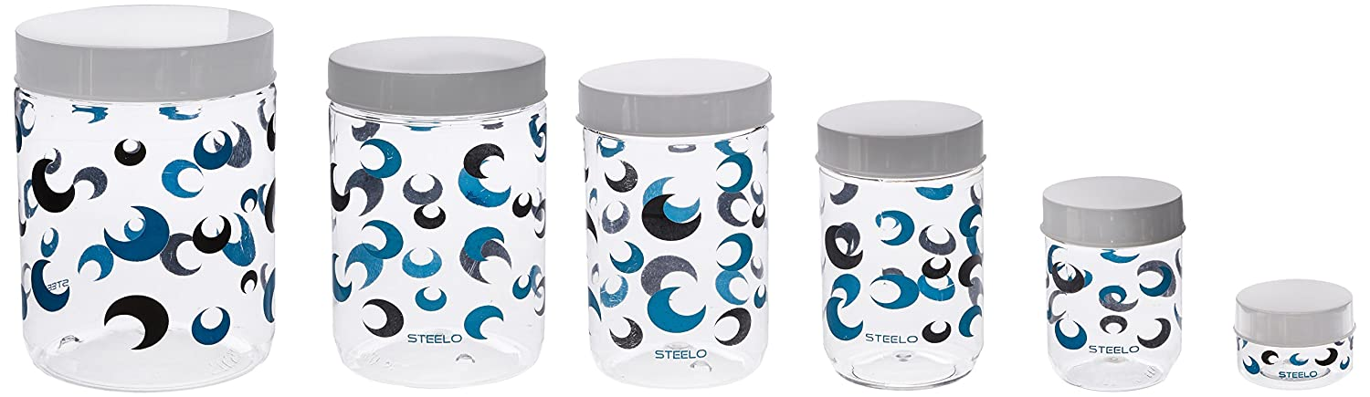 Steelo Selo Container Set, 30-Pieces
