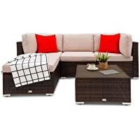 Deals on Oakville Furniture 61105 5-Piece Outdoor Patio Furniture