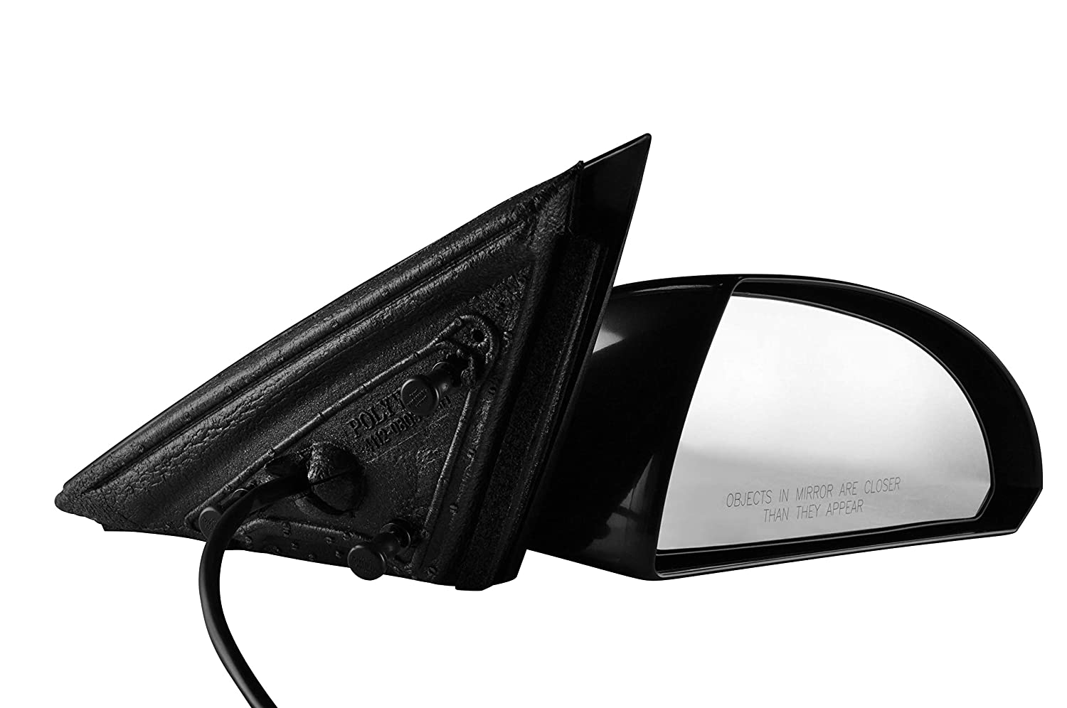 Passenger Side Textured Side View Mirror for 2006-2013 Chevrolet Impala 2014-2016 Chevrolet Impala Limited
