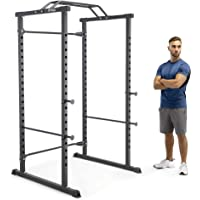Deals on Circuit Fitness Walk-in Power Cage w/Multi-Position Grip Bar
