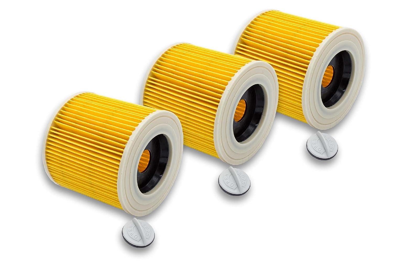 Beutel 10-40  P. Patronenfilter geeignet für Kärcher MV 2 // WD 2 Serie