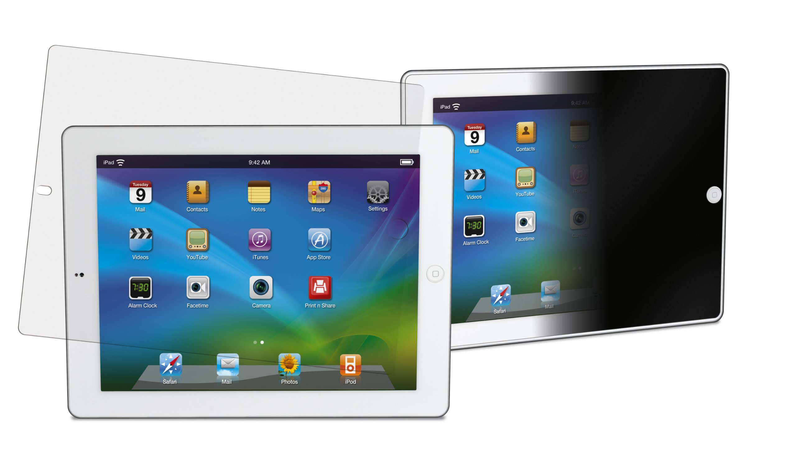 3M Privacy Screen Protector for Apple iPad 2 and 3rd Generation by 3M