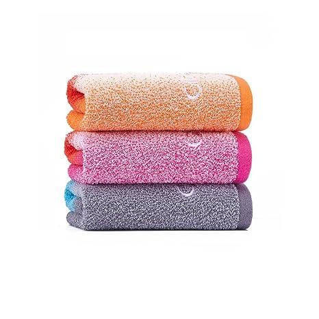 Kaiyu Un Conjunto de 3 Toallas de algodón Mano Toallas de baño Calidad del Hotel (
