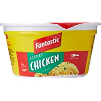 Fantastic Bowl Noodle, Chicken, 85g