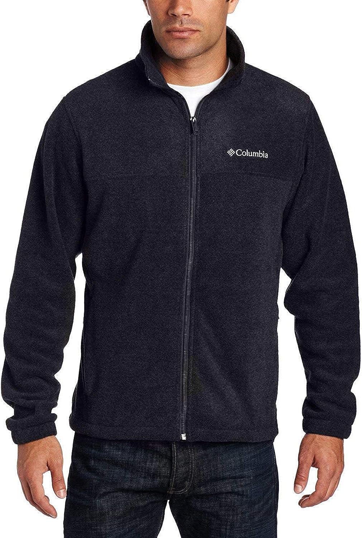 Columbia Men's Granite Mountain Fleece Jacket: Clothing