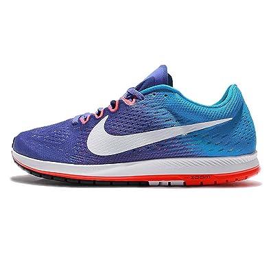 Nike Men's Zoom Streak 6, RACER BLUE/WHITE-BLUE GLOW, ...