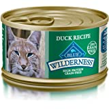 Blue Buffalo Wilderness High Protein Pate Wet Cat Food