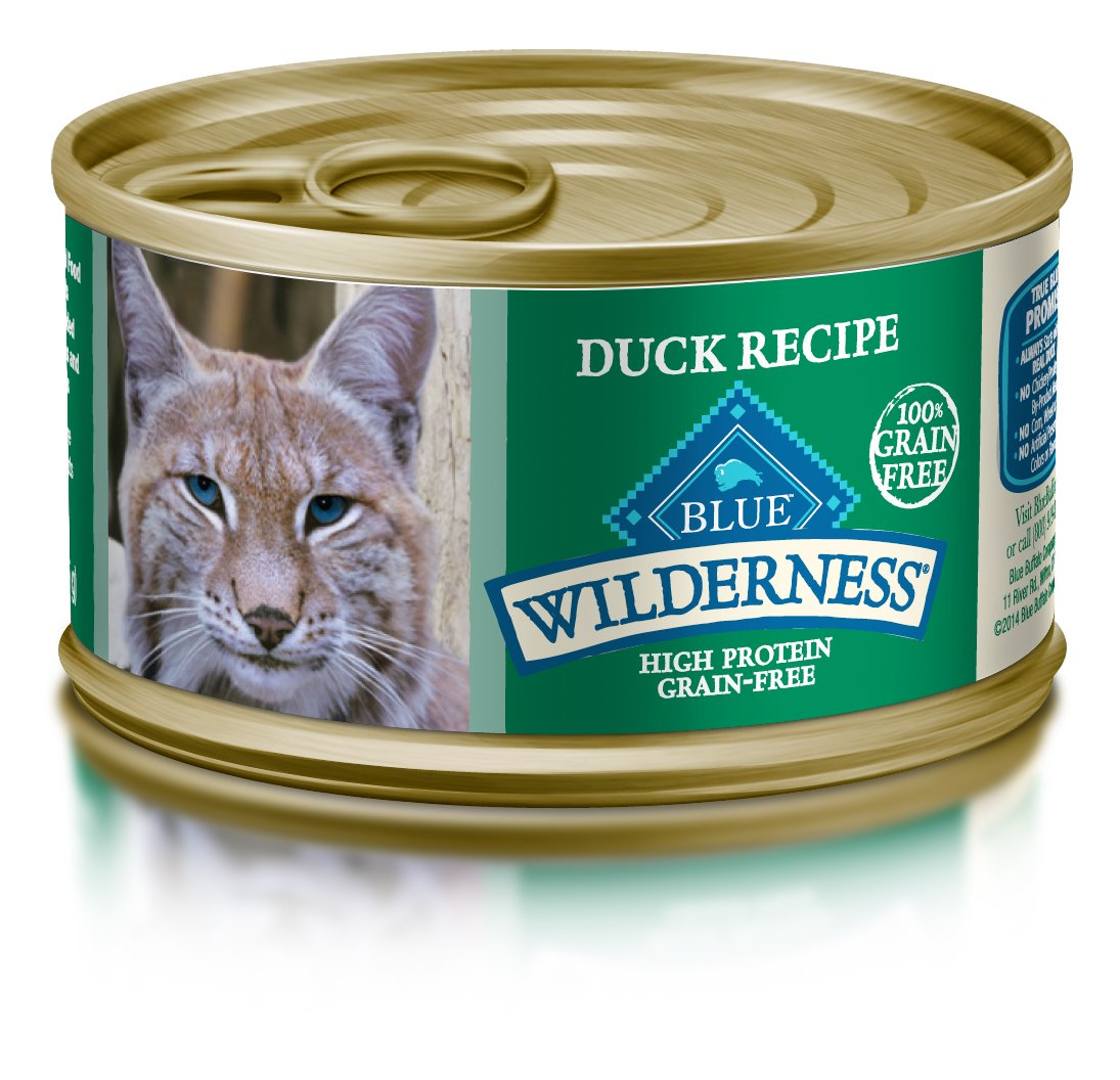High Fiber Canned Cat Foods