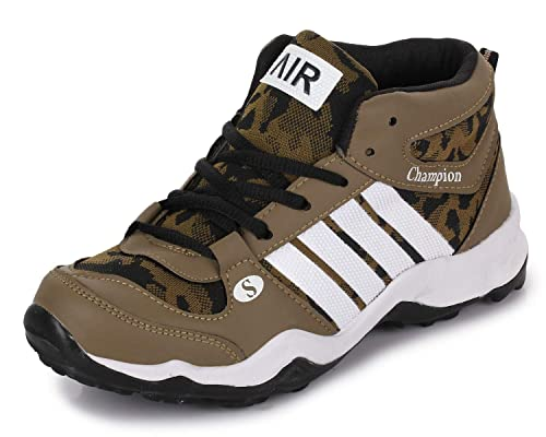 aa22eb8fe4589 TRASE SRV Champion Men Sports Shoes  Buy Online at Low Prices in India -  Amazon.in