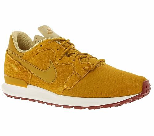 buy online 337dd 06ec4 Nike Air Berwuda Premium 844978-701 Desert Ochre Linen White Men s Shoes  (9)  Amazon.ca  Shoes   Handbags