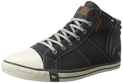 Clearance Prices Sale Collections Mens 4096-501-2 Hi-Top Trainers Mustang Discount Pay With Paypal Reliable Cheap Sale With Paypal 2FB8FliT