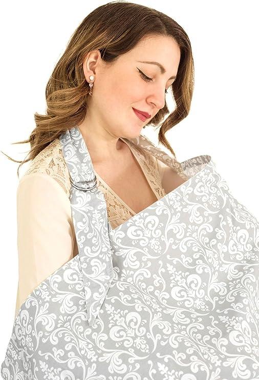 Lactancia Materna, * 100% algodón * deshuesada Enfermería cubierta ...