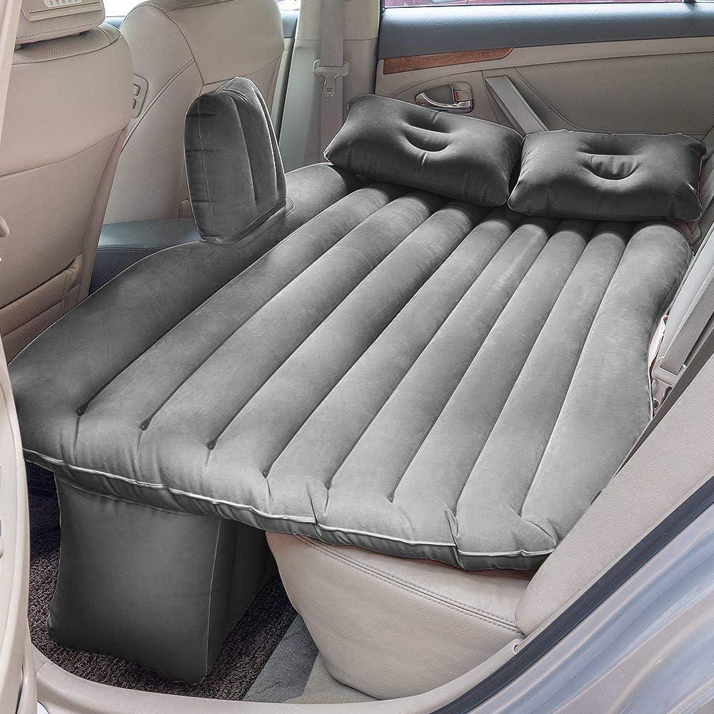 Amazon.com: Big Ant - Colchón hinchable para asiento trasero ...