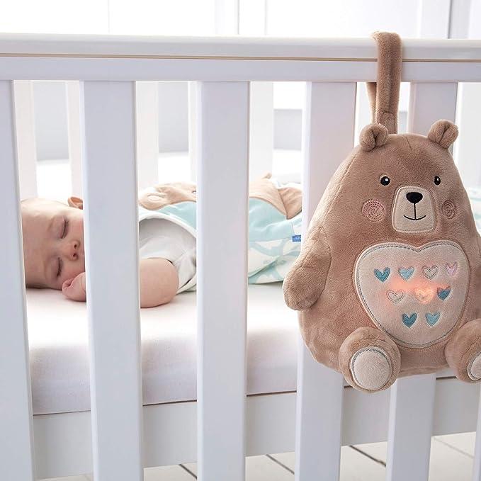 Tommee Tippee GRO Peluche Duermebebés con sensor de llanto ...