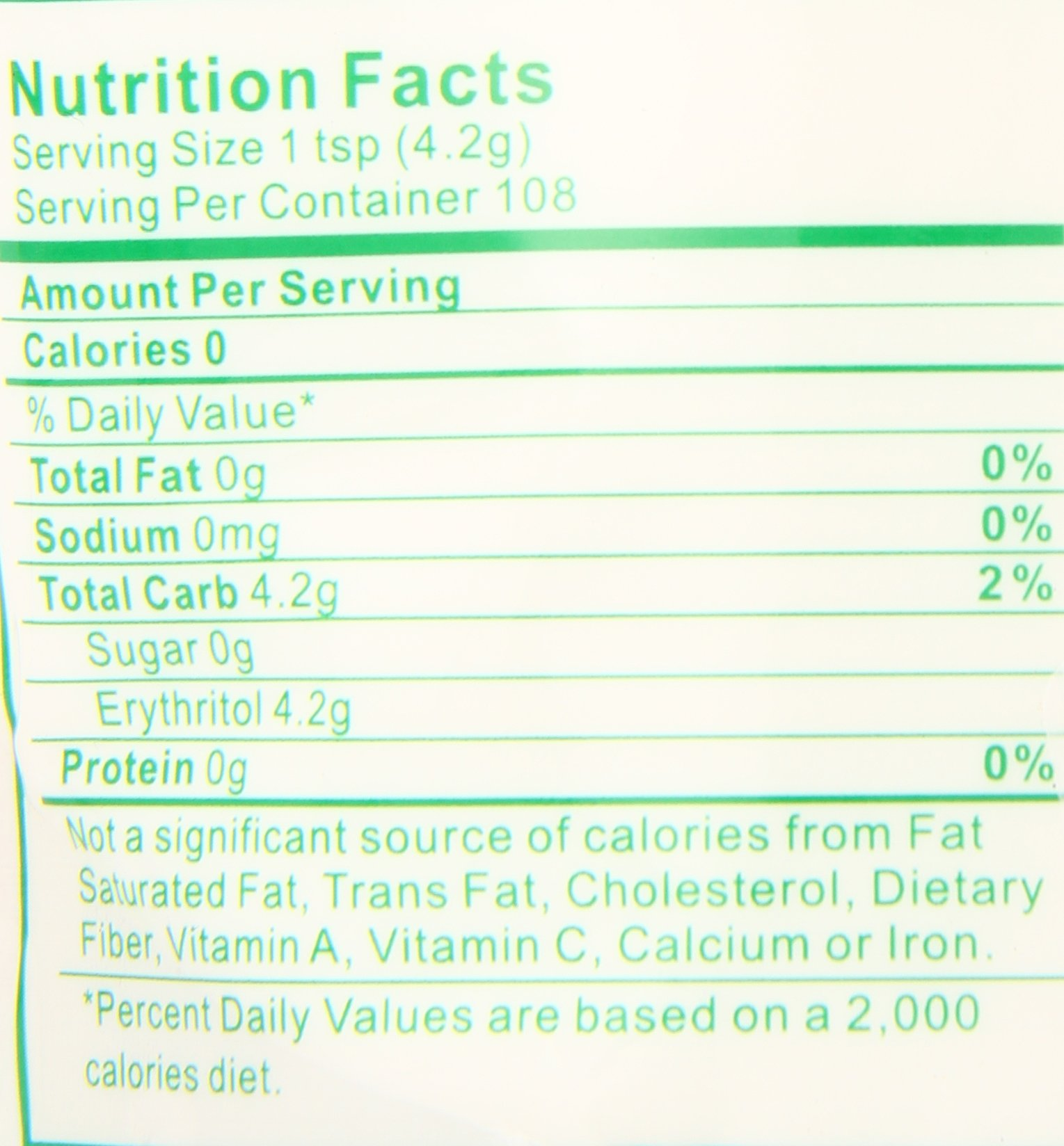 Natural Mate Stevia All Purpose Natural Sweetener, 1 lb by Natural Mate (Image #3)